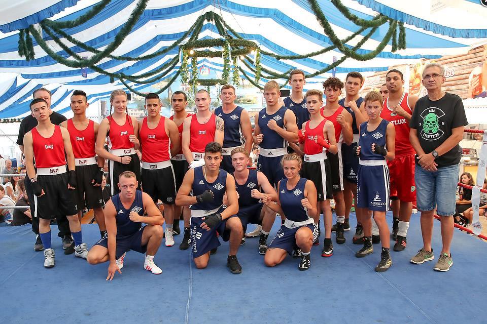 Vergleichskampf am Volksfest Gaimersheim - Box-Club Ingolstadt