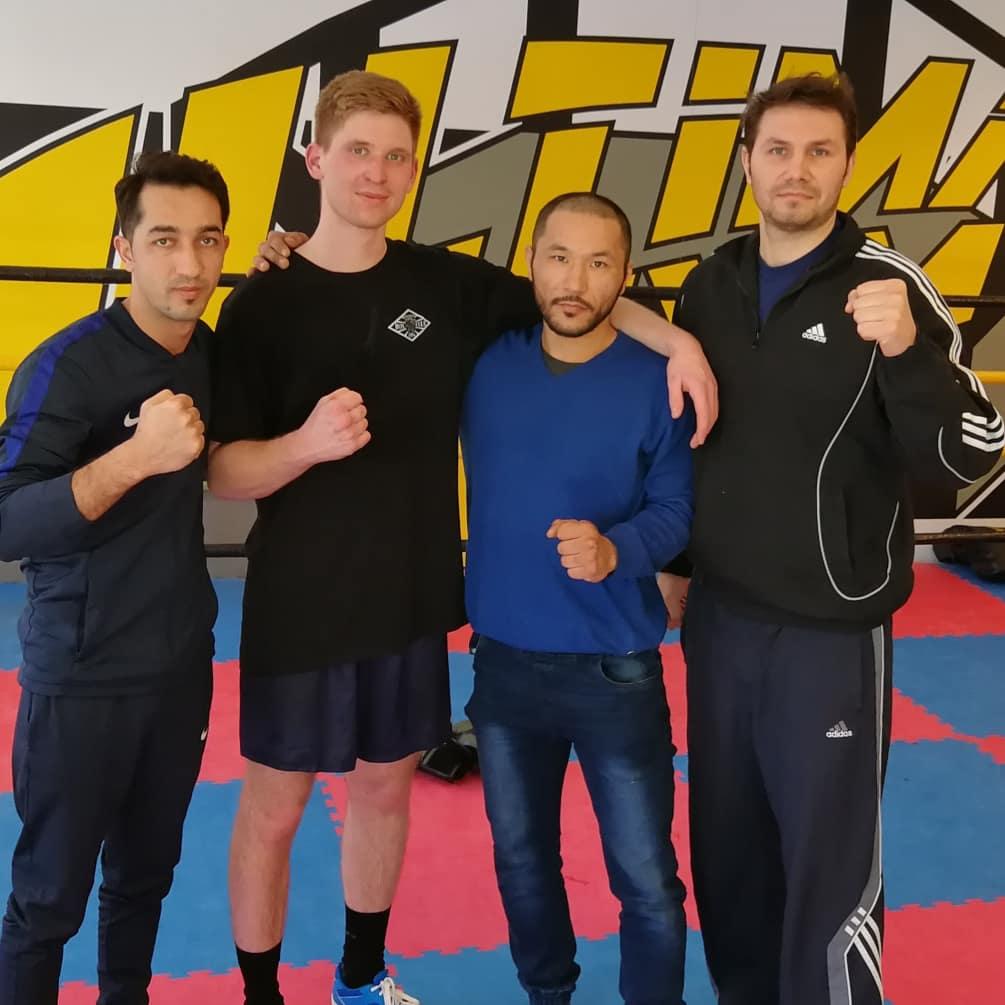 Trainer In Augsburg